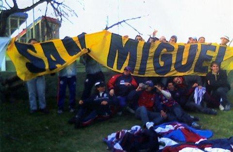 El trapo de San Miguel