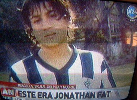 Jonathan Fat  R.I.P