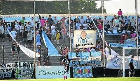 """""""Los del Monte"""" La Barra dell'Argentino de Quilmes"""