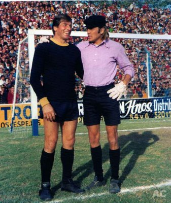 Antonio Roma e Hugo Orlando Gatti