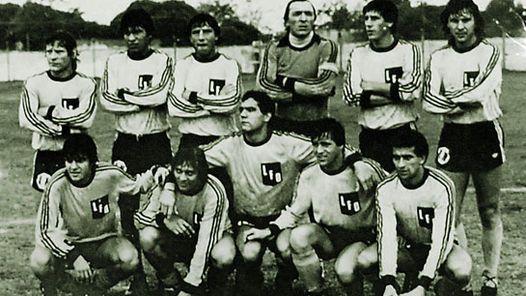 Loma Negra vincitore del Regional 1981