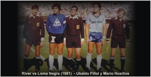 1981 allo stadio Monumental de Nunez