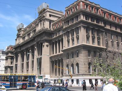 Palazzo del Tribunale di Buenos Aires