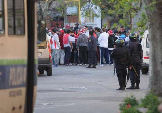 "i ""Somos Nosotros"" arrestati dopo il blitz"