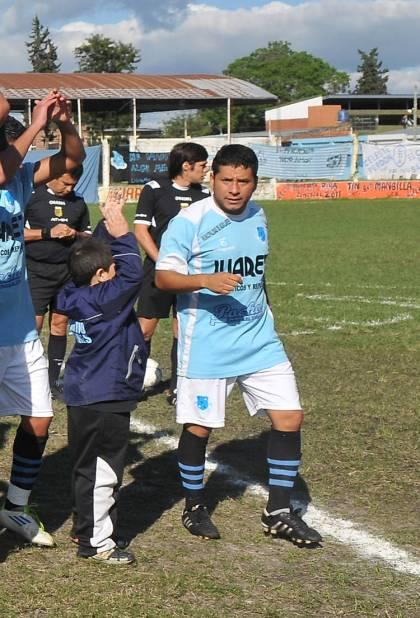 Sergio Lobo idolo del Deportivo