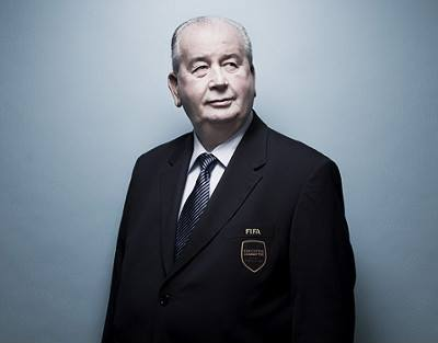 Il Boss dell'AFA Julio Umberto Grondona